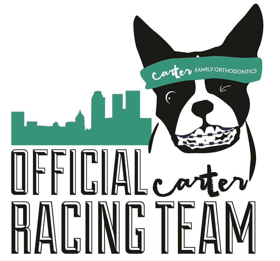 raceshirt2 021 - Go for Gold on a Carter Race Team!