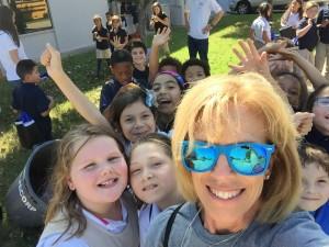 Gloria Newman- classroom contest
