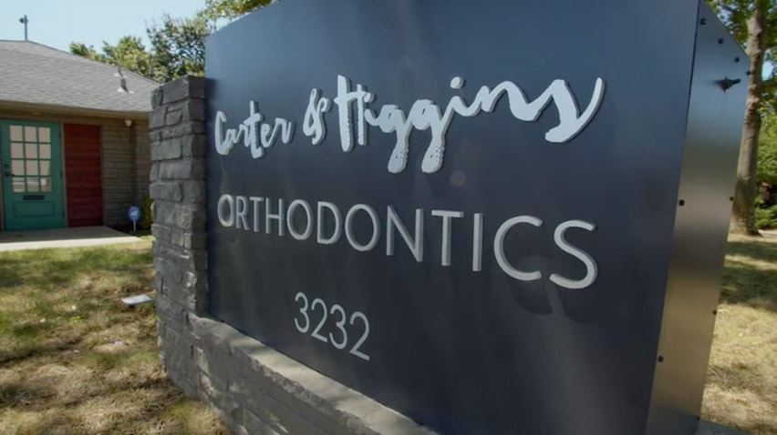 Carter & Higgins Orthodontics has a fresh new look (online)!
