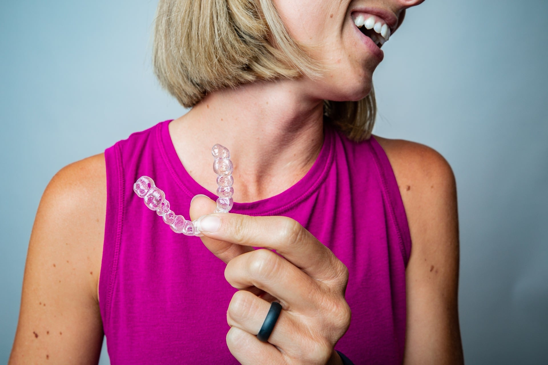 Find out if Braces or Invisalign are right for you– without coming in to the office!