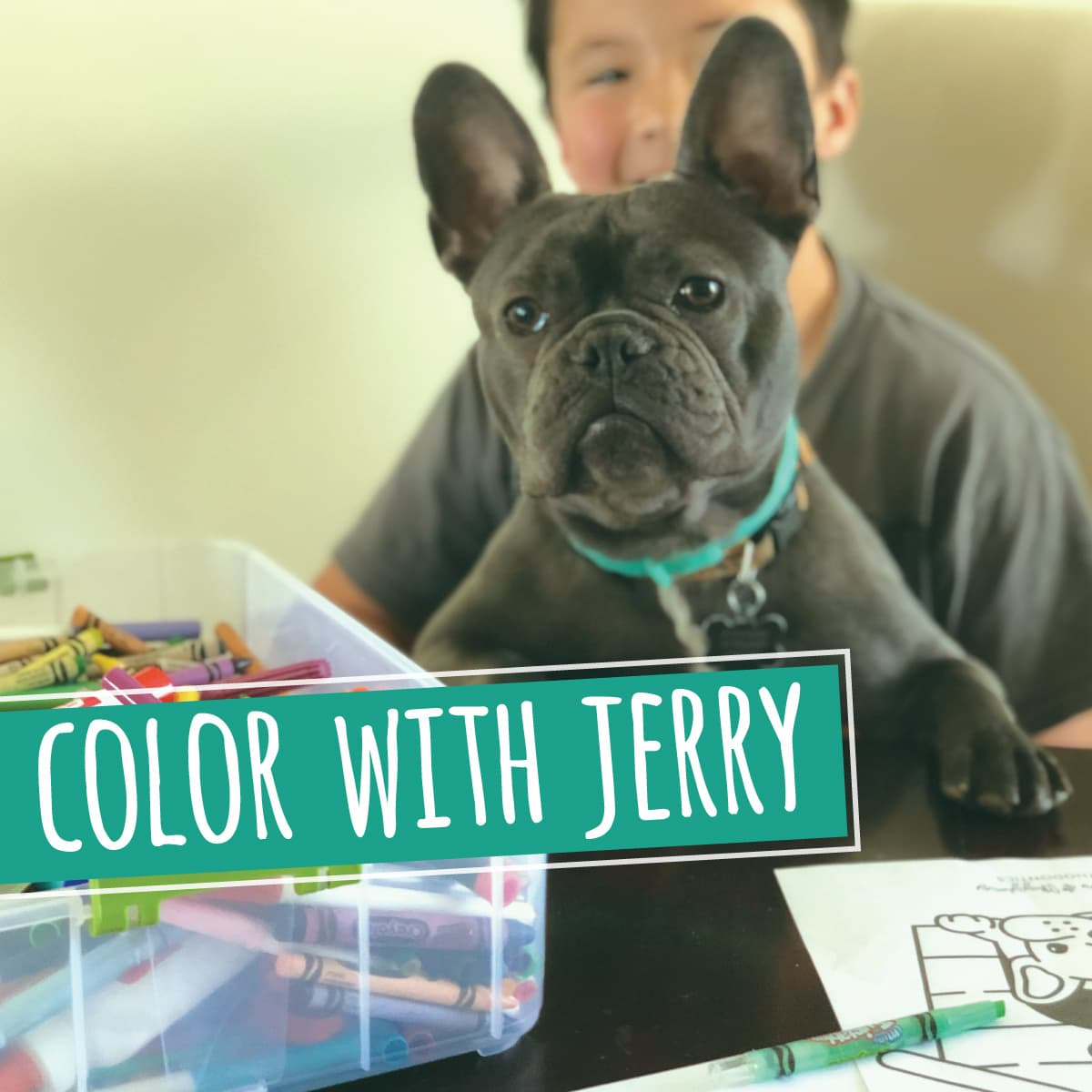 colorwithjerry pic - Color With Jerry!